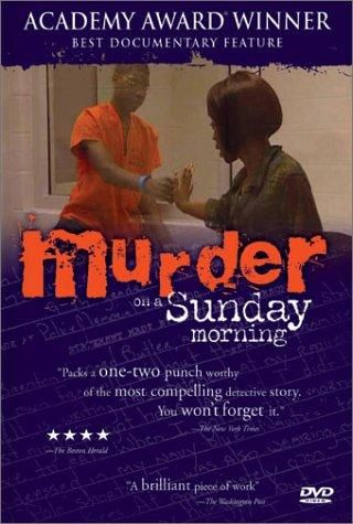 Directed by Jean-Xavier de Lestrade.  With Ann Finnell, Patrick McGuinness, James Williams, Michael Glover. Oscar-winning documentary that documents a murder trial in which a 15-year-old African-American is wrongfully accused of a 2000 murder in Jacksonville, Florida.