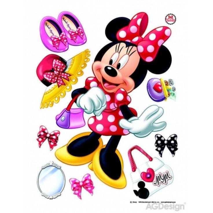 Minnie egér falmatrica