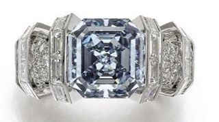 Sotheby's Expects $3M/ct for Cartier Blue Diamond