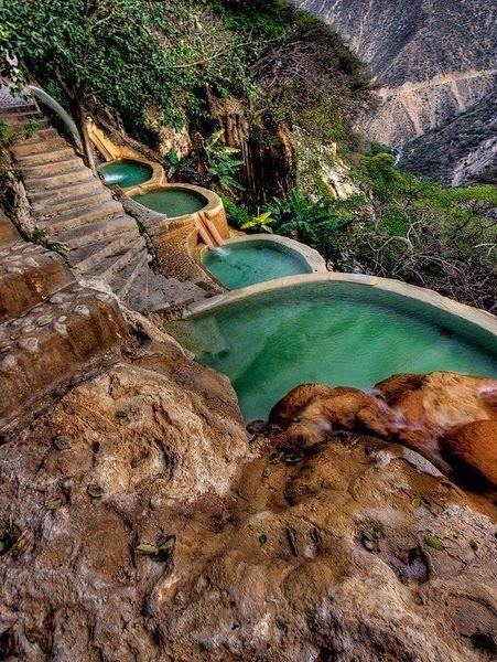 La Gruta Hot Springs and Spa