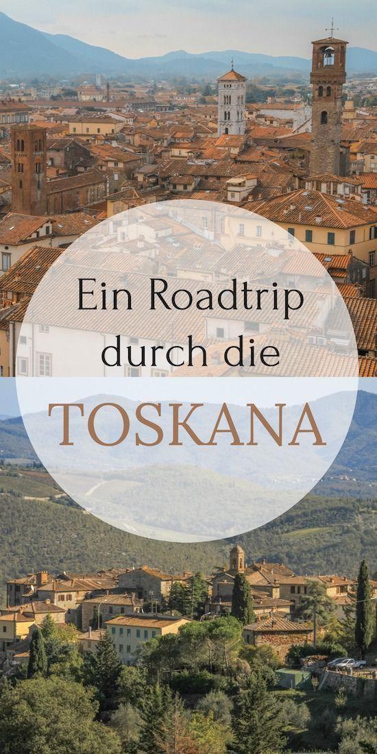 Herbstzauber in der Toskana – Ein Roadtrip durch Italien