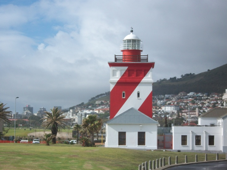 Greenpoint Lighthouse,  Cape Town