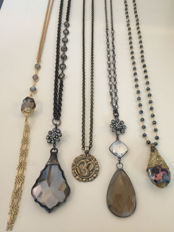 NECKLACES!!! Email lisajilljewelry@gmail.com for wholesale ...