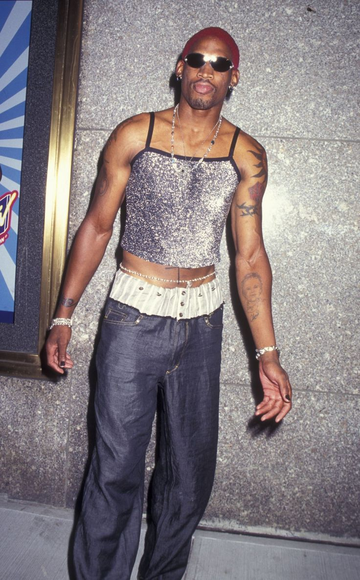 This Is What The VMA Red Carpet Looked Like In 1995
