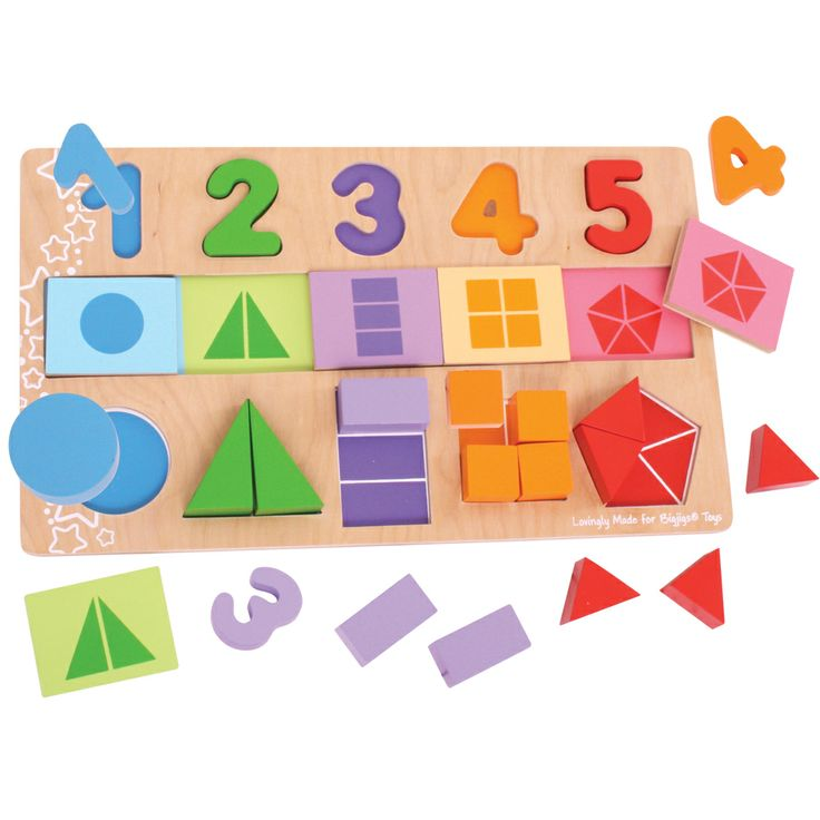 This wooden Factions Puzzle is perfect for introducing basic numeracy and fractions to little ones through play. This puzzle introduces counting and mathematical problem solving using puzzle pieces including numbers, shapes and colours. Suitable for children aged 3 years+. Available APRIL: http://shop.bigjigstoys.co.uk/products/productdetail/My+First+Fractions+Puzzles/part_number=BJ459/12465.0.4.3.1079580.0.0.0.0?pp=20&