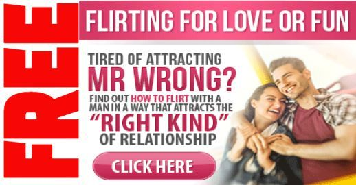 FREE Download How to flirt for love (or fun) Are you sending out the wrong signals to men?