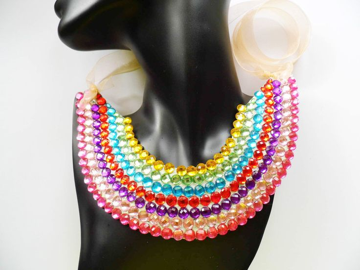 Medium Necklaces – necklace – a unique product by Kokonek on DaWanda