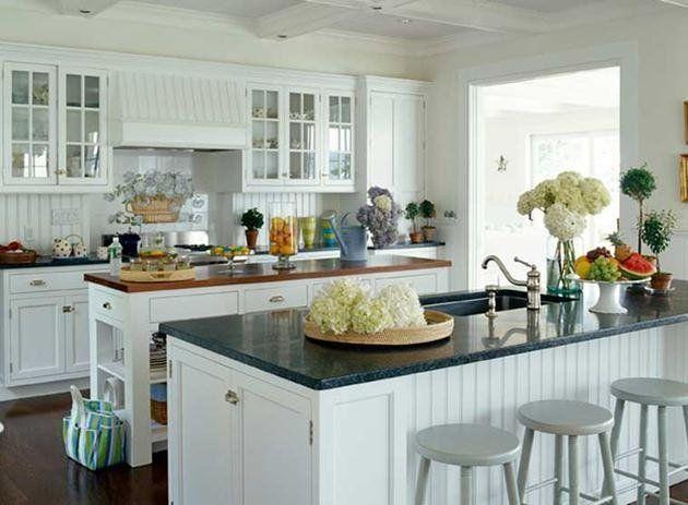 Phòng bếp cần được giữ sạch sẽ, tránh sự lộn xộn.  #phongthuy #kitchen #geomancy