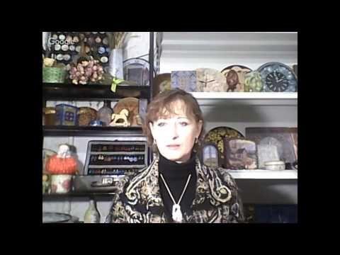 Декупажные истории. 23-й день онлайн-мероприятия «Декупажные истории» Татьяна Чимбирь
