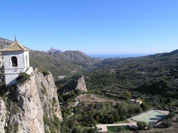 Guadalest, Costa Blanca