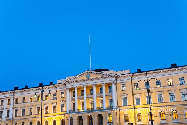 Ann-Kristina Al-Zalimi, valtioneuvostonlinna, statsrådsborgen, government palace, helsinki, finland, C. L Engel, Finnish architecture, architecture in finland, building
