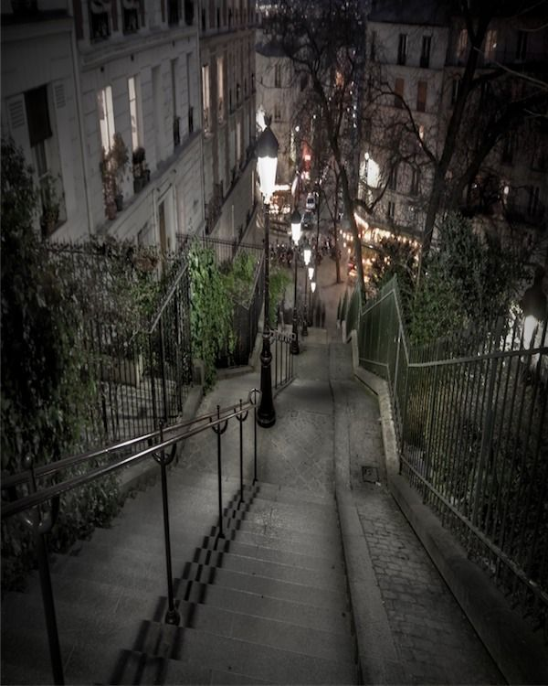The Artistic Charm of Monmartre