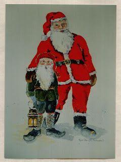 Nisse and Santa