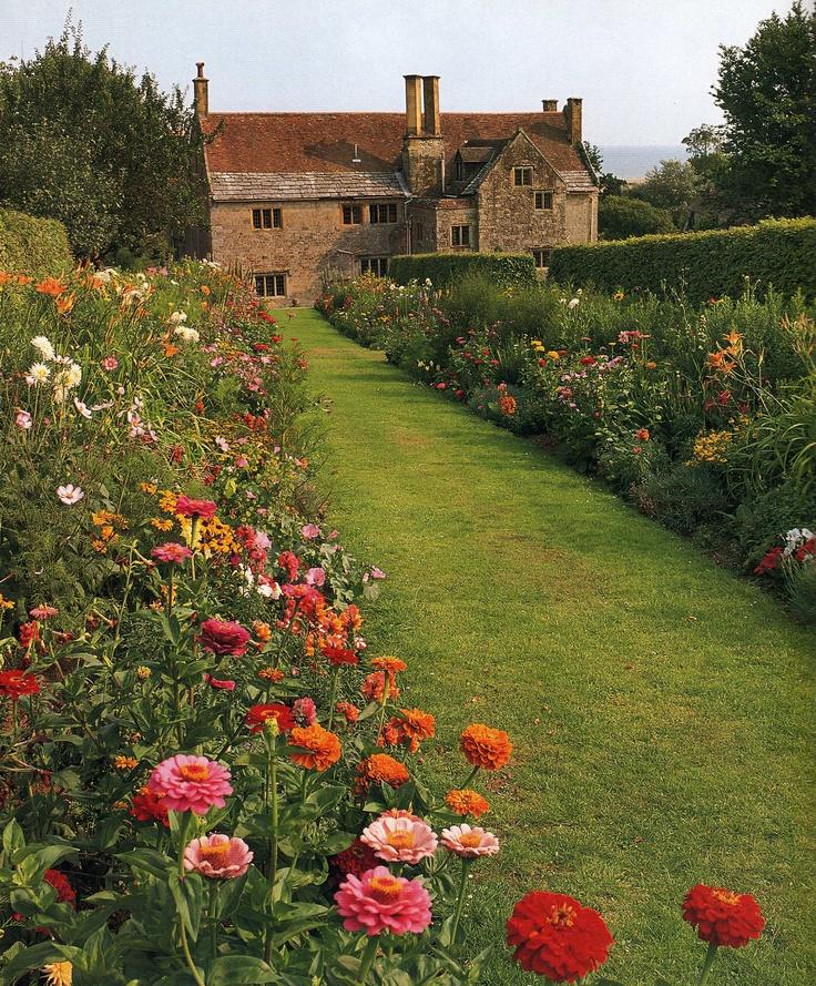 Mottistone Manor - Mottistone - Isle of Wight - UK