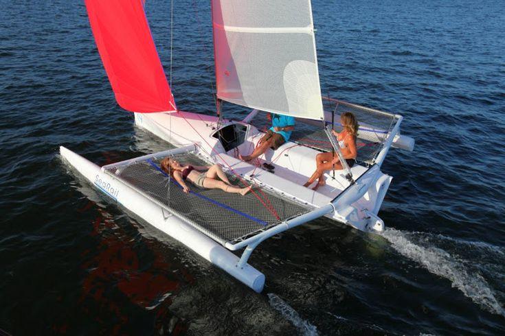 SeaRail 19   Boats   Pinterest