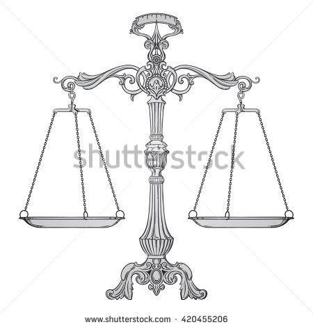 25+ trending Scales of justice image ideas on Pinterest