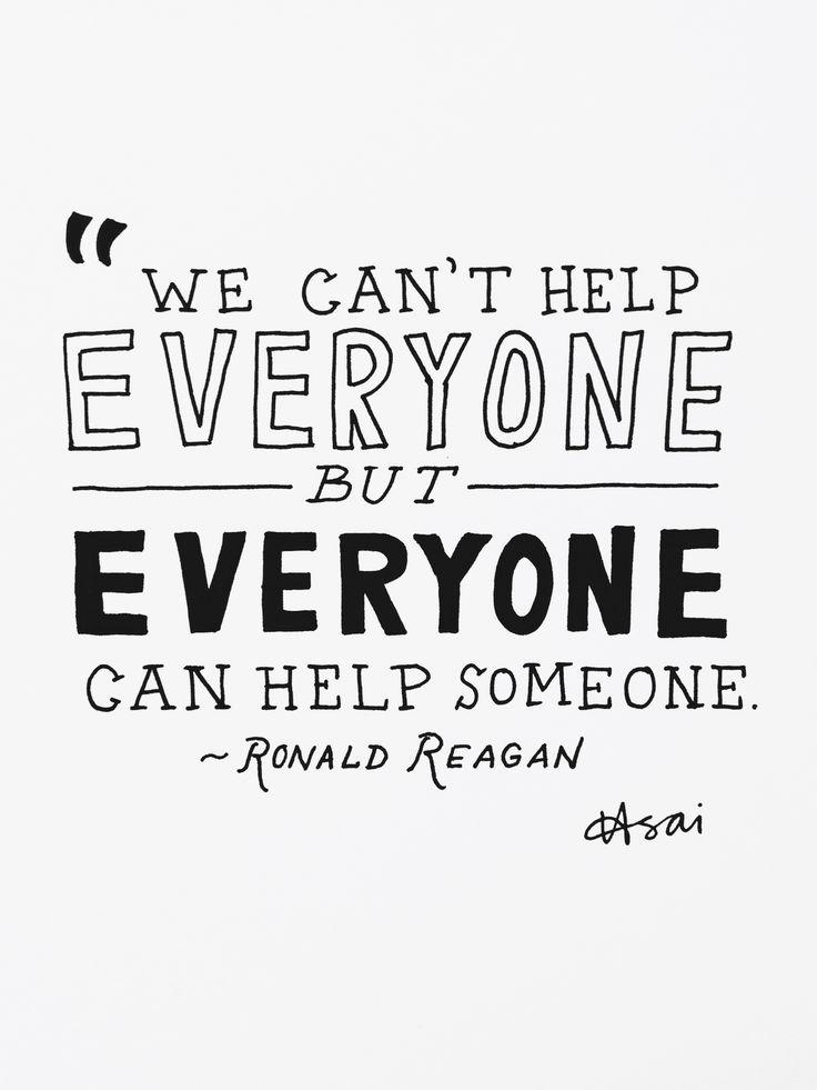Ronald Reagan #quote