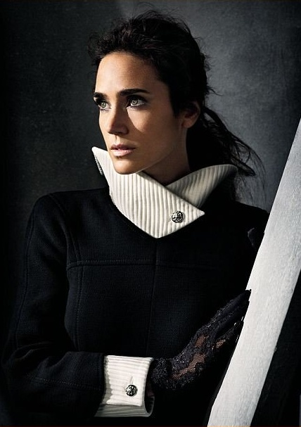 I loved this one!!! :o She's stunning and wonderful!!! #JenniferConnelly