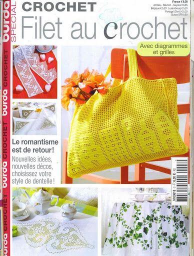 Labores para el hogar en crochet - Revistas de ...