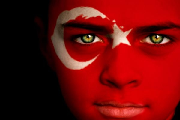 National Sovereignty and Children's Day in Turkey. Pretty awesome.