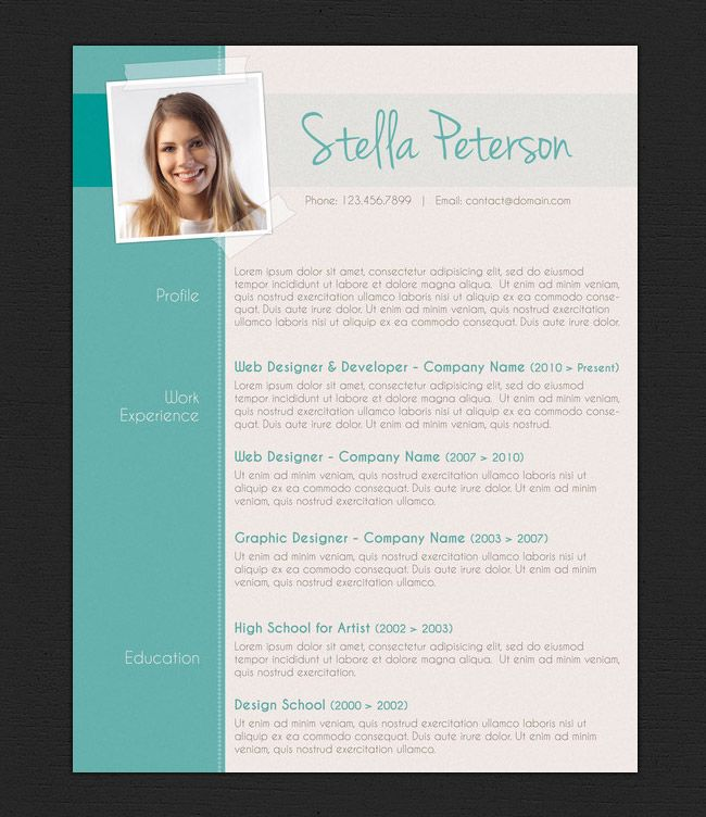 Best Snag A Job Images On   Resume Templates Resume