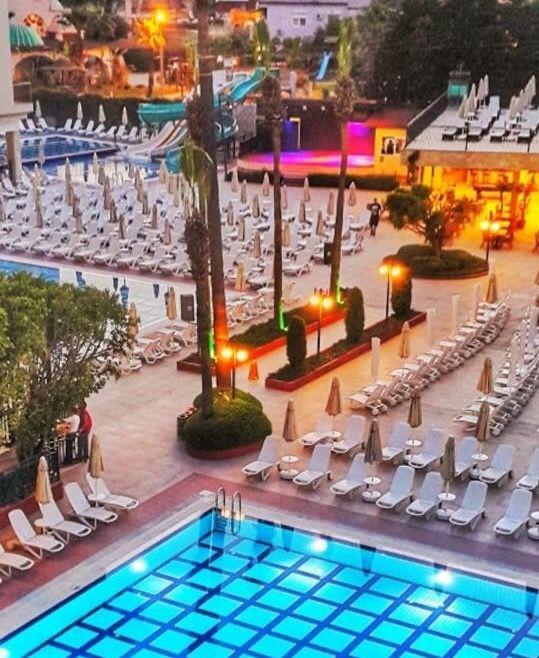 Julian Hotel in Marmaris in Turkey