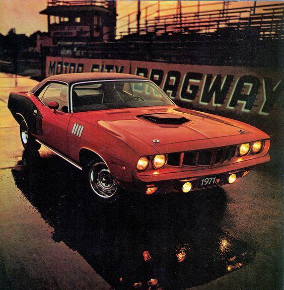 Exceptionnel My Dream Car: 1971 Plymouth Cuda