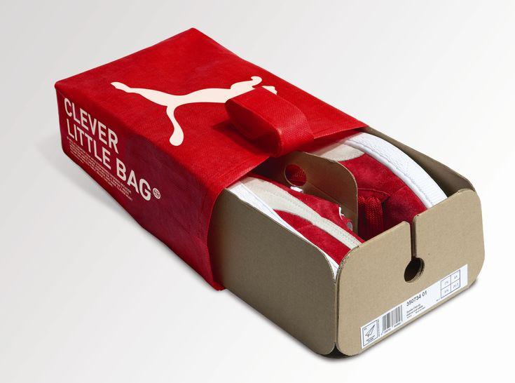 Puma Little Bag Shoes Packaging