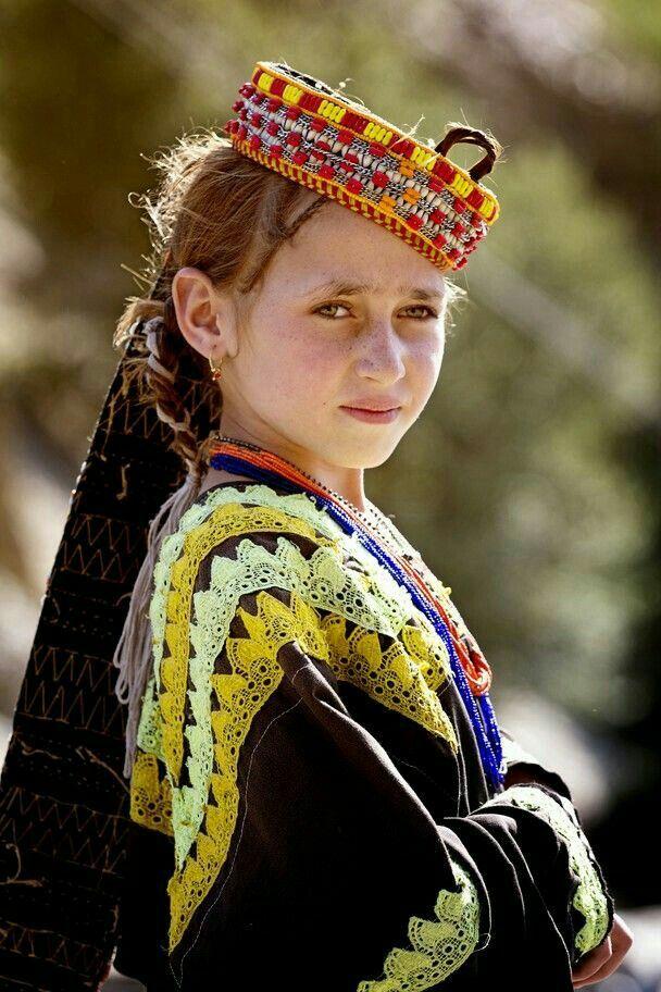 Kalash girl..