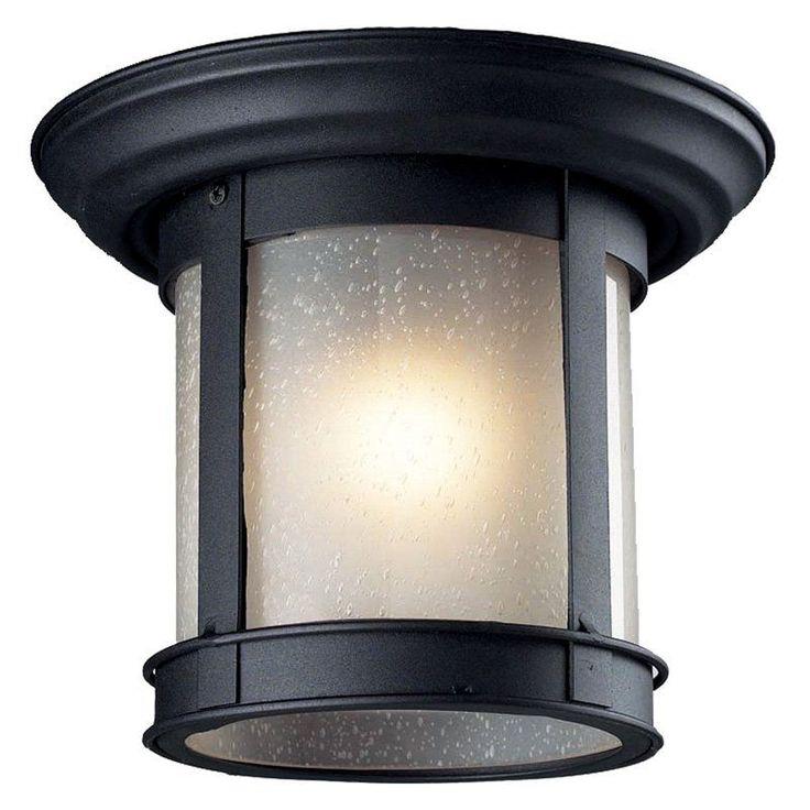 Z-Lite Outdoor Flush Mount 514F Flush Mount Light - 514F-