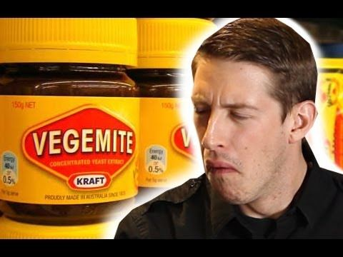 The Vegemite part was definitely the best lol. Like how do Australians even deal?