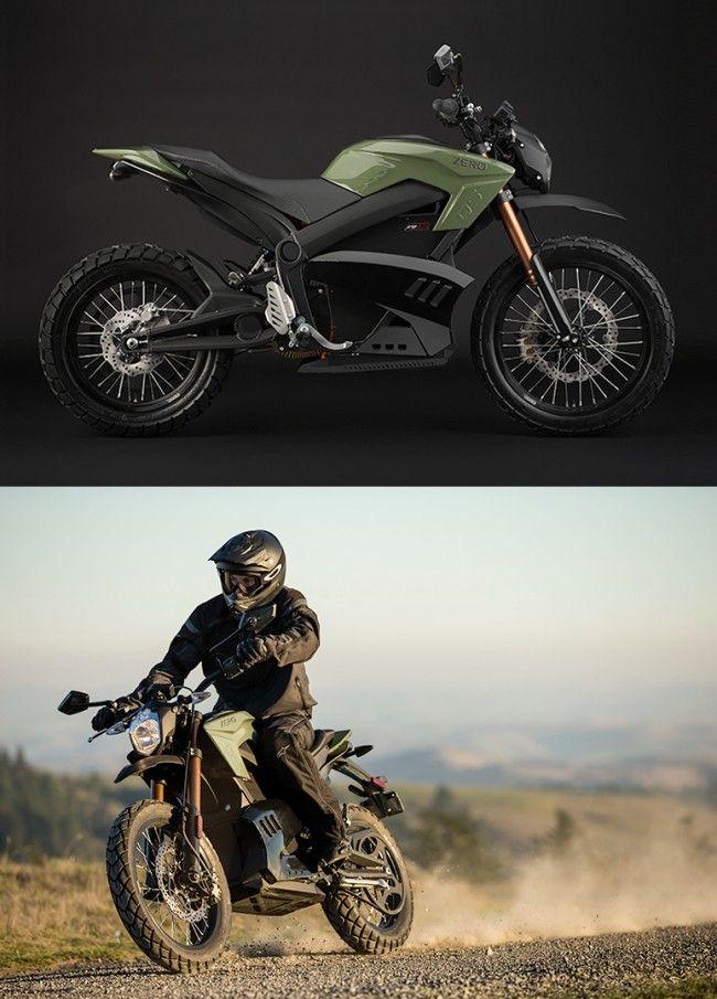 zero motorcycles large 650x905 Zero Electric Motorcycles