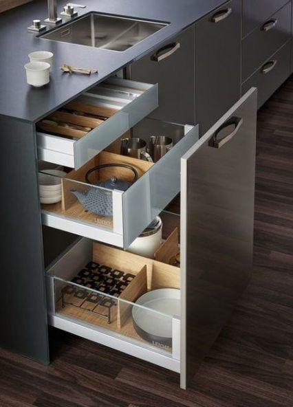 Best Kitchen Ikea Cabinets Pantries 36 Ideas #kitchen ...