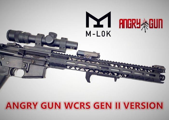 Angry Gun Wire Cutter Rail Version II