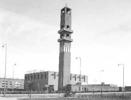 St. Benedictuskerk Rijswijk | 1958