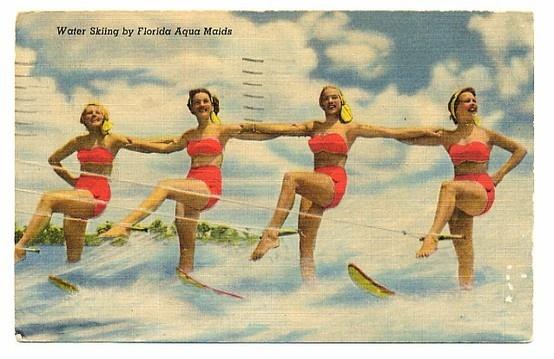 Vintage Waterskiing 26