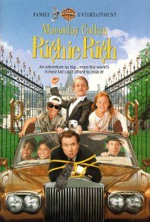 90s movies Richie Rich- what all 90s kids wished would happen to them