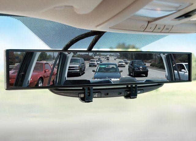 Fancy - The No Blind Spot Rear View Mirror