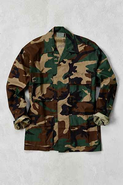Rothco Camo Field Jacket - Urban Outfitters