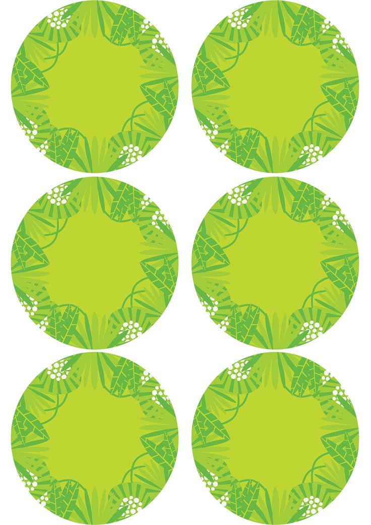 Lasinalustat | lasten | juhlat | syntymäpäivät | synttärit |  askartelu | paperi | paper | DIY ideas | birthday | coaster I kid crafts | Pikku Kakkonen | yle.fi/lapset