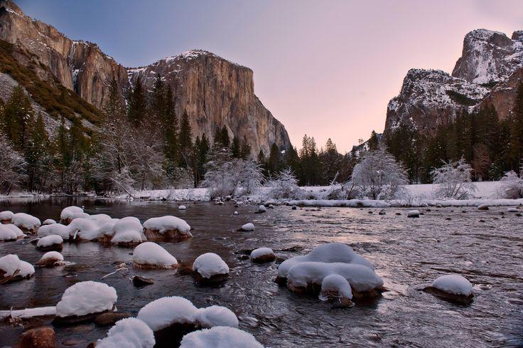 El Capitan, Yosemite National Park di Fotopedia Editorial Team