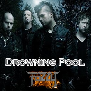 Heavy metal rockers Drowning Pool + Fozzy will be playing Concorde2 Brighton on 13th April. Tickets are now on sale for £17 + bf in adv from the C2 website here: https://www.concorde2.co.uk/bookTickets.php?pageName=Drowning+Pool+and+Fozzy=2013-04-13