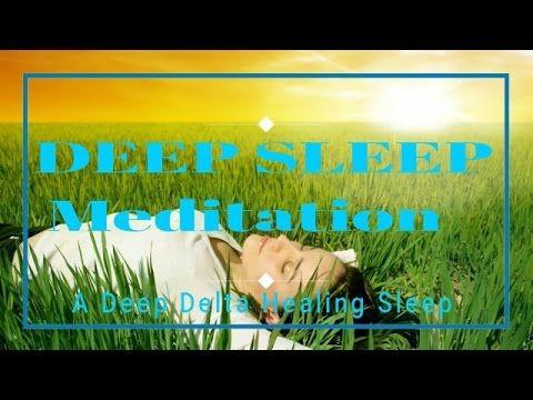Deep SLEEP Meditation   Deep Delta   Healing   Sleep   Rain   Isochronic Tones Only - YouTube