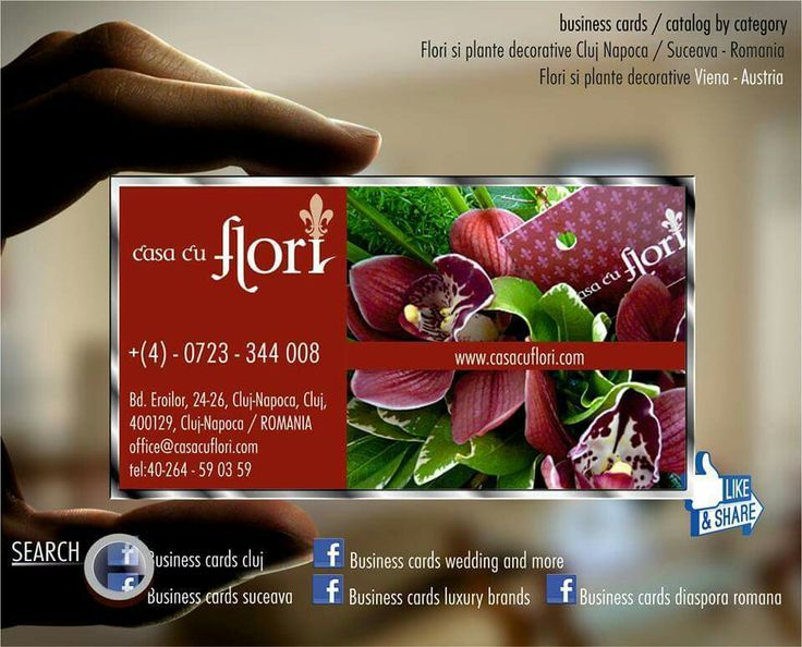 Business cards cluj, Business cards wedding and more