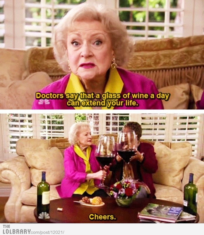 Betty White...'nuff said!: Quotes, Betty White, Cheer, Giggl, Funny Stuff, White Wine, Wine Glasses, Funnystuff, Drinks