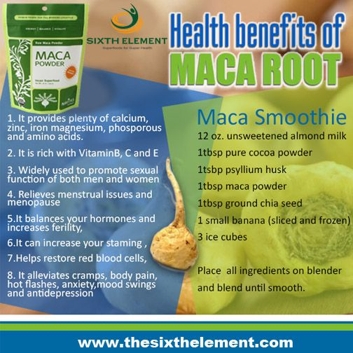 If you want to boost your stamina, improve your sexual performance or fertility, enhance your memory and boost your immune system,