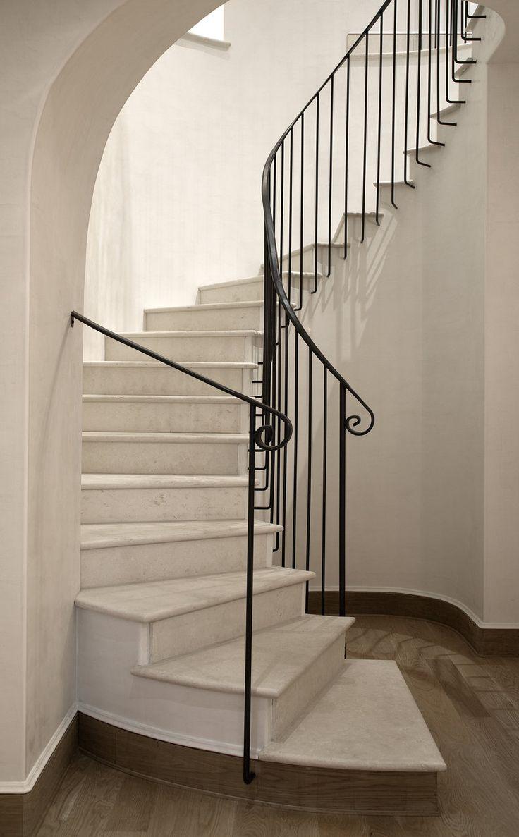 STUDIO STAIR CONCEPT (Montecito | Ryan Street & Associates)