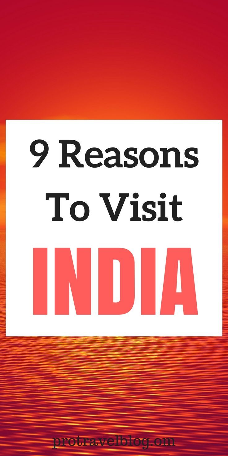 There are so many reasons to travel to India, however, here are the 9 best reasons to visit India right now!
