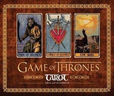 Gra o tron HBO Tarot
