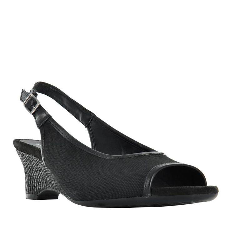 SC AEROSOLES WIDE FABRIC OT SLING | The Shoe Company